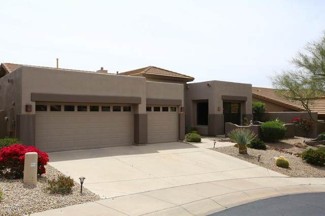 14727 E Shimmering View View, Fountain Hills, AZ 85268 (MLS #6063740) :: Selling AZ Homes Team