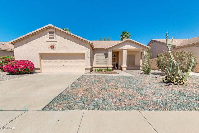 84 E Smoke Tree Road, Gilbert, AZ 85296 (MLS #6063761) :: The Garcia Group