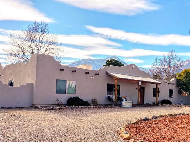 5550 E Linda Vista Drive, Hereford, AZ 85615 (MLS #6063762) :: Brett Tanner Home Selling Team