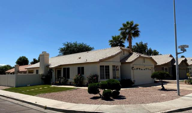 4545 E Silverwood Drive, Phoenix, AZ 85048 (MLS #6063765) :: The Garcia Group