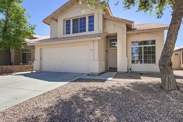 1423 E Constitution Drive, Chandler, AZ 85225 (MLS #6063768) :: Brett Tanner Home Selling Team