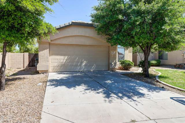 1229 N 157TH Lane, Goodyear, AZ 85338 (MLS #6063774) :: The Garcia Group