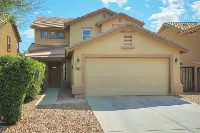 21967 N Bolivia Street, Maricopa, AZ 85138 (MLS #6063775) :: Brett Tanner Home Selling Team