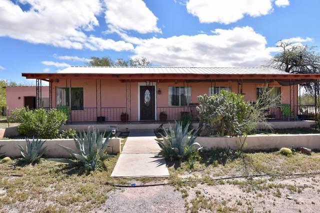 3660 N Elliott Road, Ajo, AZ 85321 (MLS #6063781) :: Revelation Real Estate