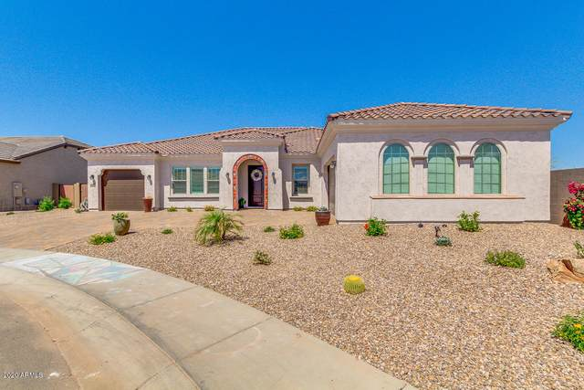 3594 E Gemini Place, Chandler, AZ 85249 (MLS #6063797) :: Revelation Real Estate