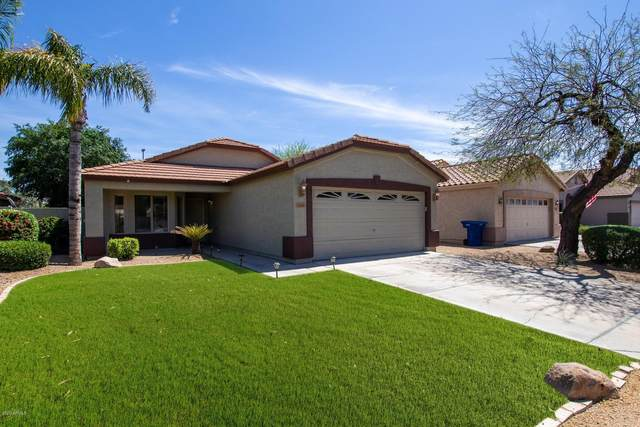 1295 N Balboa Drive, Gilbert, AZ 85234 (MLS #6063822) :: Lifestyle Partners Team