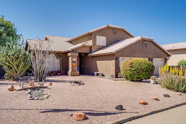 8827 W Bloomfield Road, Peoria, AZ 85381 (MLS #6063823) :: Dave Fernandez Team | HomeSmart