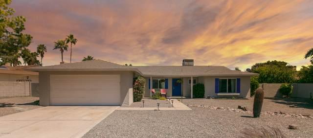 15221 N 52ND Place, Scottsdale, AZ 85254 (MLS #6063829) :: Riddle Realty Group - Keller Williams Arizona Realty