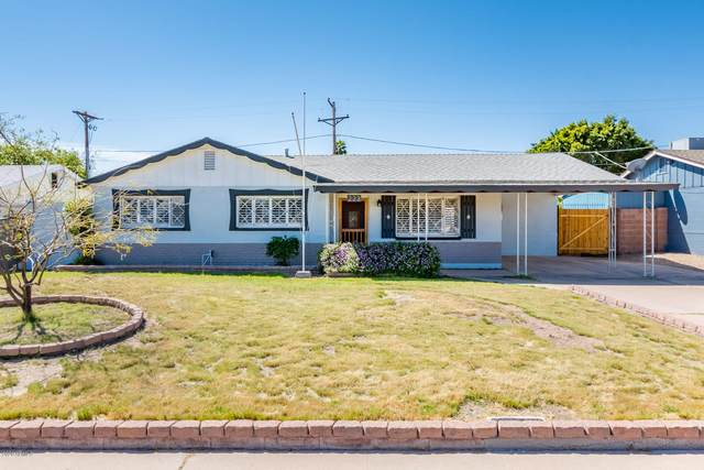 223 E Taylor Street, Tempe, AZ 85281 (MLS #6063832) :: Conway Real Estate