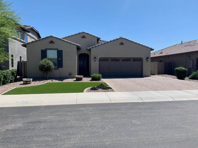 5657 S Inez Court, Gilbert, AZ 85298 (MLS #6063835) :: Revelation Real Estate
