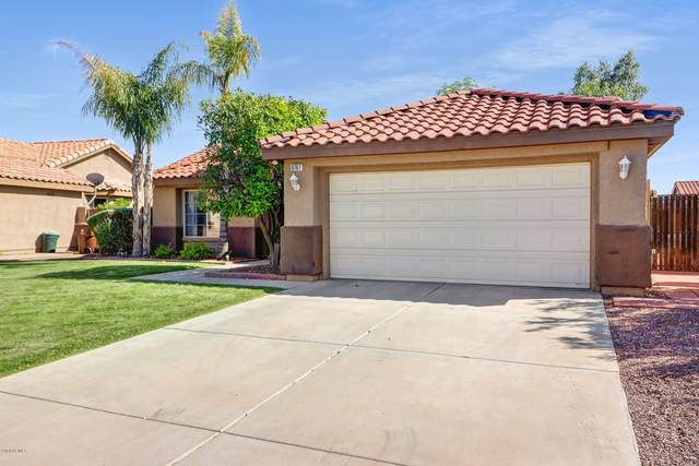 8767 W Fargo Drive, Peoria, AZ 85382 (MLS #6063848) :: Riddle Realty Group - Keller Williams Arizona Realty