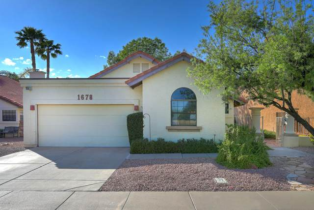 1678 E Cindy Street, Chandler, AZ 85225 (MLS #6063856) :: Revelation Real Estate
