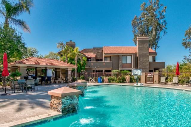 5122 E Shea Boulevard #2050, Scottsdale, AZ 85254 (MLS #6063866) :: Riddle Realty Group - Keller Williams Arizona Realty