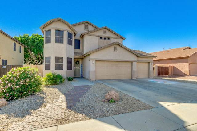 26122 N 67TH Drive, Peoria, AZ 85383 (MLS #6063872) :: Dave Fernandez Team | HomeSmart