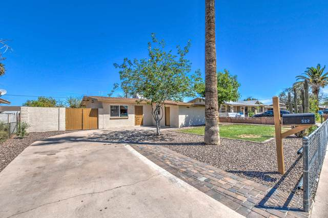 522 W Darrow Street, Phoenix, AZ 85041 (MLS #6063880) :: The Luna Team