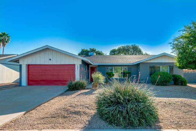 3901 N 87TH Street, Scottsdale, AZ 85251 (MLS #6063907) :: Conway Real Estate