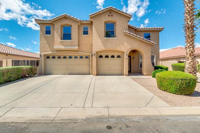 3014 S Camry, Mesa, AZ 85212 (MLS #6063922) :: Lifestyle Partners Team