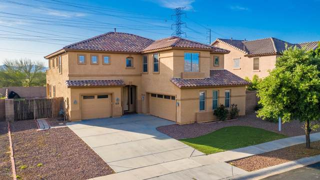 2206 N 120TH Drive, Avondale, AZ 85392 (MLS #6063940) :: The Garcia Group