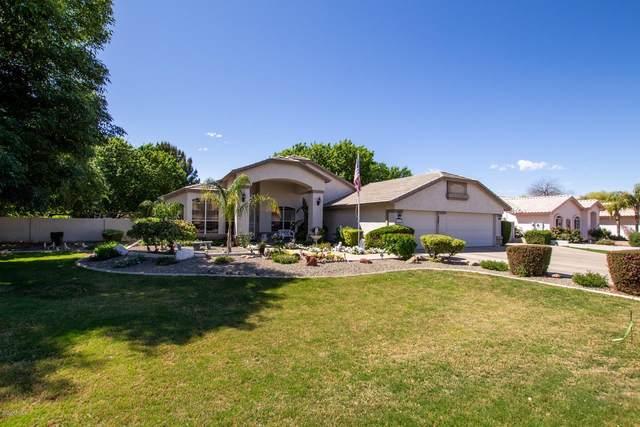 19515 E Avenida Del Valle, Queen Creek, AZ 85142 (MLS #6063950) :: Conway Real Estate