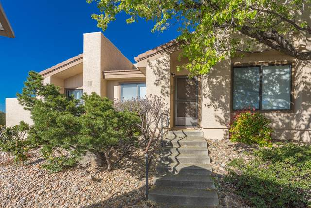 2160 Resort Way S H5, Prescott, AZ 86301 (MLS #6063987) :: The Property Partners at eXp Realty