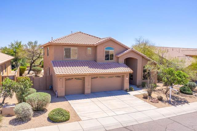5103 E Justica Street, Cave Creek, AZ 85331 (MLS #6063991) :: The Property Partners at eXp Realty