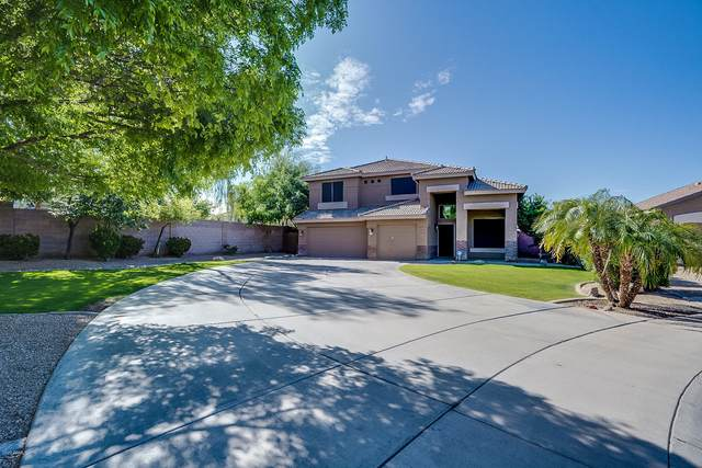 4595 E Olive Court, Gilbert, AZ 85234 (MLS #6064011) :: Lifestyle Partners Team