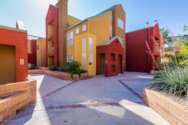 154 W 5TH Street #107, Tempe, AZ 85281 (MLS #6064022) :: Dave Fernandez Team   HomeSmart
