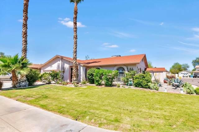 4828 E La Puente Avenue, Phoenix, AZ 85044 (MLS #6064029) :: Devor Real Estate Associates