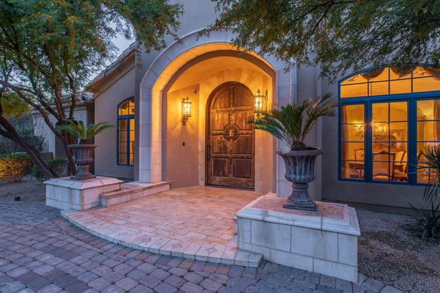 9110 N 70TH Street, Paradise Valley, AZ 85253 (MLS #6064032) :: Revelation Real Estate