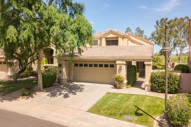 7525 E Gainey Ranch Road #128, Scottsdale, AZ 85258 (MLS #6064044) :: CANAM Realty Group