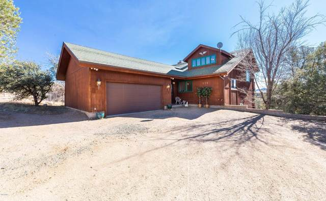 575 W W Rosser Street, Prescott, AZ 86301 (MLS #6064059) :: The Property Partners at eXp Realty