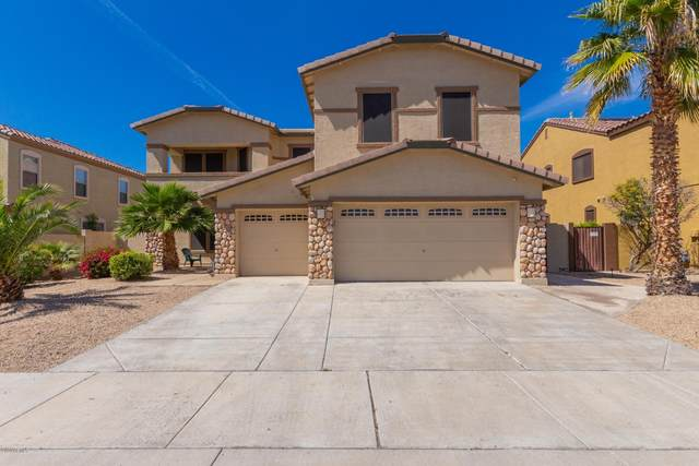 14724 N 138TH Lane, Surprise, AZ 85379 (MLS #6064070) :: Revelation Real Estate
