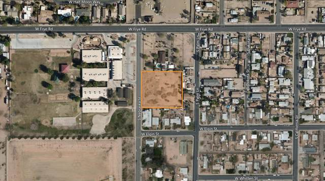 0 S Nebraska Street, Chandler, AZ 85225 (MLS #6064076) :: Kortright Group - West USA Realty