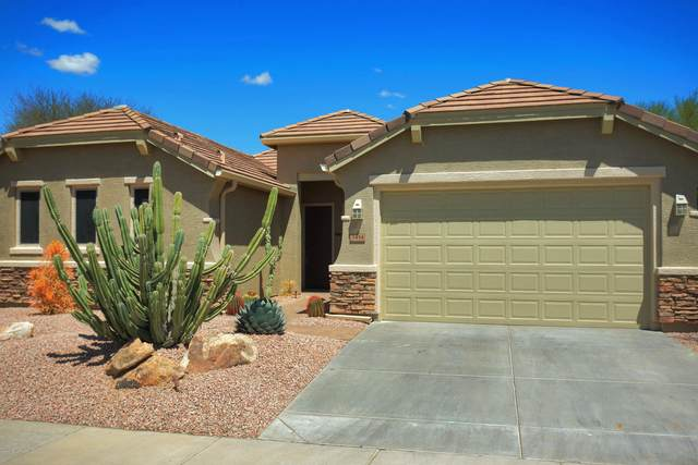 3454 W King Drive, Anthem, AZ 85086 (MLS #6064099) :: Riddle Realty Group - Keller Williams Arizona Realty