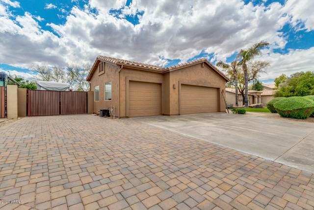 1061 E Mead Drive, Chandler, AZ 85249 (MLS #6064103) :: Revelation Real Estate