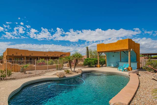 8606 W Mariposa Grande Drive, Peoria, AZ 85383 (MLS #6064139) :: Riddle Realty Group - Keller Williams Arizona Realty