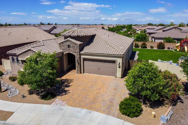 22754 S 221ST Place, Queen Creek, AZ 85142 (MLS #6064172) :: Conway Real Estate