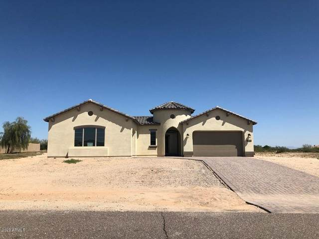 19240 W Echo Lane, Waddell, AZ 85355 (MLS #6064174) :: CC & Co. Real Estate Team