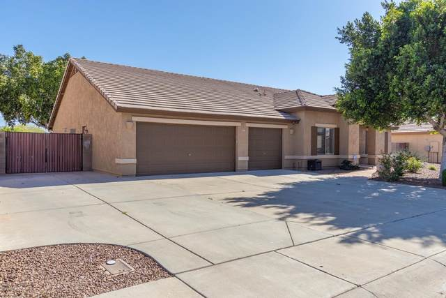 8617 W Salter Drive, Peoria, AZ 85382 (MLS #6064194) :: Riddle Realty Group - Keller Williams Arizona Realty