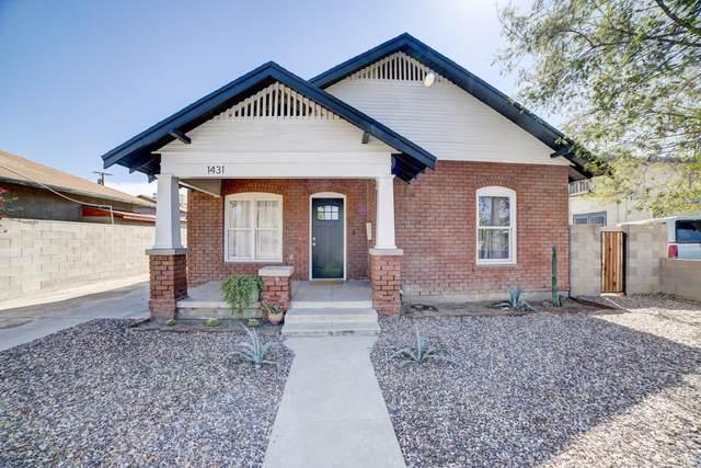 1431 E Mckinley Street, Phoenix, AZ 85006 (MLS #6064196) :: Revelation Real Estate