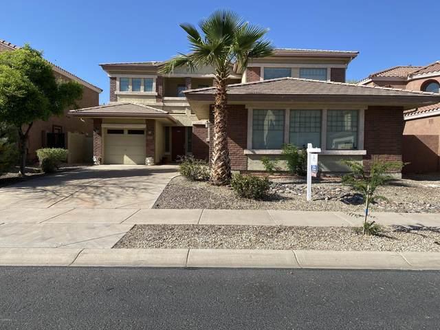 16022 W Desert Mirage Drive, Surprise, AZ 85379 (MLS #6064219) :: The W Group