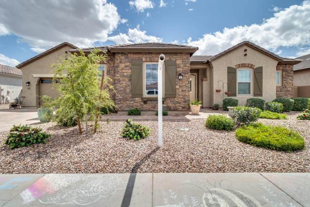 3561 E Aquarius Place, Chandler, AZ 85249 (MLS #6064221) :: Keller Williams Realty Phoenix