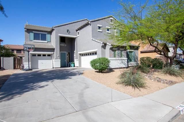 76 W Pasture Canyon Drive, San Tan Valley, AZ 85143 (MLS #6064223) :: Lux Home Group at  Keller Williams Realty Phoenix