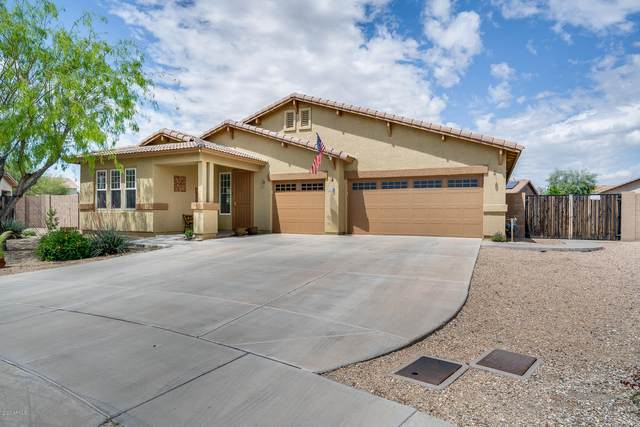 15226 N 184TH Court, Surprise, AZ 85388 (MLS #6064245) :: The Everest Team at eXp Realty