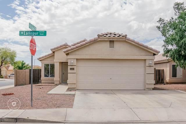 11913 W Larkspur Road, El Mirage, AZ 85335 (MLS #6064249) :: Conway Real Estate