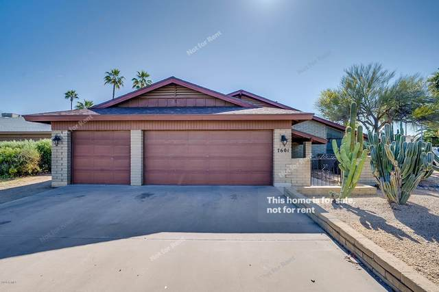 7601 N 45TH Drive, Glendale, AZ 85301 (MLS #6064254) :: Riddle Realty Group - Keller Williams Arizona Realty