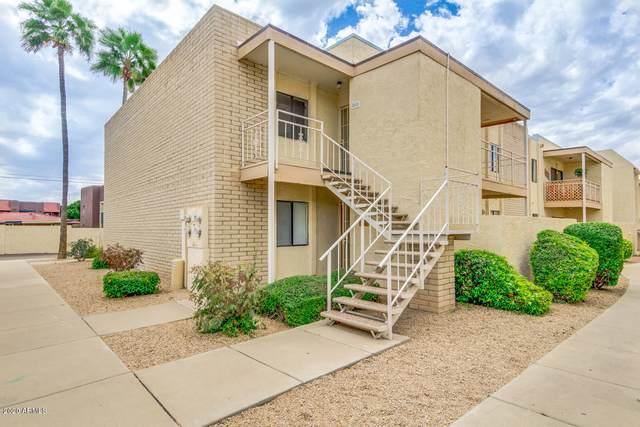 16635 N Cave Creek Road #212, Phoenix, AZ 85032 (MLS #6064257) :: Riddle Realty Group - Keller Williams Arizona Realty