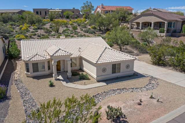17101 E Malta Drive, Fountain Hills, AZ 85268 (MLS #6064264) :: Conway Real Estate