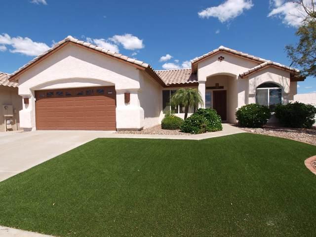4102 W Monona Drive, Glendale, AZ 85308 (MLS #6064265) :: Riddle Realty Group - Keller Williams Arizona Realty