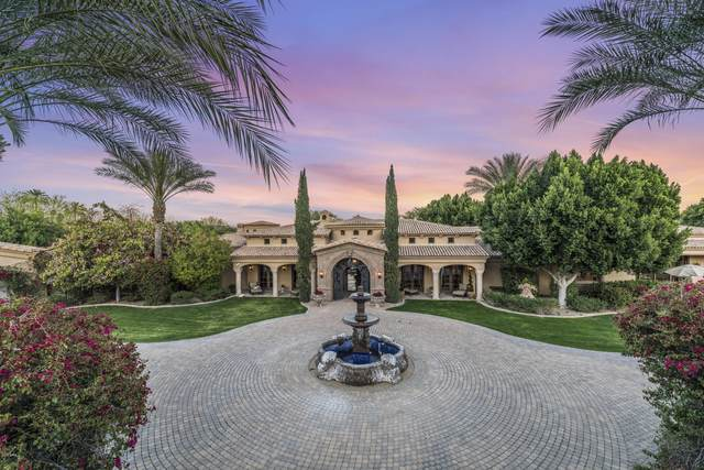 5035 N Invergordon Road, Paradise Valley, AZ 85253 (MLS #6064279) :: BVO Luxury Group